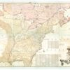 A map of the British colonies in North America : with the roads, distances, limits, and extent of the settlements, ...