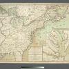 Carte generale des colonies angloises dans l'Amerique Septentrionale pour l'intelligence de la guerre presente
