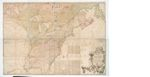 A map of the British and French dominions in North America,