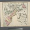 Mappa geographica Americae Septentrionalis : ad emendatiora exemplaria adhuc edita jussu Acad. reg. scient. et eleg. litt. descripta. pars. II.