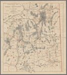 Crawford's map of the White Mountains of New Hampshire